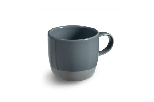 Sibo Homeconcept - Duo gris mug 33 cl (lot de 6)