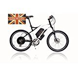 Cyclotricity Bicicleta eléctrica, Stealth 1000W 12Ah 20