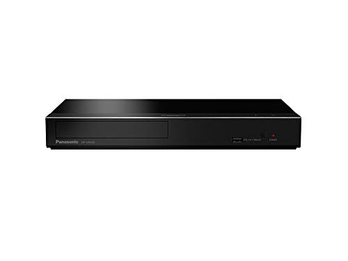 Panasonic DP-UB450EB 4K Ultra HD Blu-ray Player with Dolby Vision/HDR10+