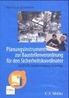 Planungsinstrument zur Baustellenvero...