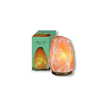 Lampada di sale dell'Himalaya, media 2-3 kg