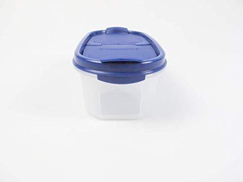 TUPPERWARE Eidgenosse 500 ml blau mit Schütte Vorrat Dose Box Modular 9546 Modular Box