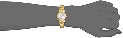 Sonata Analog White Dial Women's Watch -NK8976YM07W