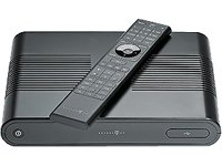 Telekom Media Receiver 102 HDTV-Receiver (DVB, SCART, Upscaler 1080p) schwarz