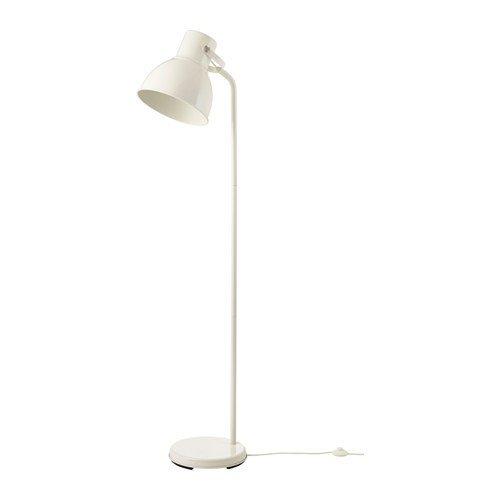 IKEA HEKTAR Standleuchte in weiß; (181cm); A++