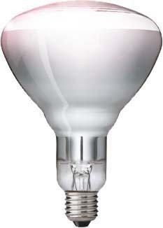 Philips Lámpara-Calefactor infrarrojos IR 250CH