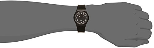 Swatch GB247R Original Gent - Black Suit Watch -