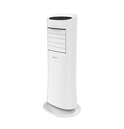 WQZB-Kondensatorventilatoren Turmkühlung Fan Swing Control Quiet mit Fernbedienung 8-Stunden-Timing, geeignet für Schlafzimmer Wohnzimmer Küche 60 Watt
