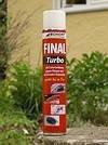 Schopf 301198 Final Turbo Ungezieferspray, 750 ml Maxipack für schwer erreichbare Stellen