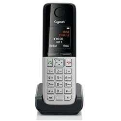 Gigaset  C300H Téléphone sans fil  Combiné supplémentaire  DECT Noir