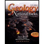 Geology Of National Parks Pap/Cdr Edition by Harris, Ann G., Tuttle, Esther, Tuttle, Sherwood D. published by Kendall Hunt Pub Co (2003)