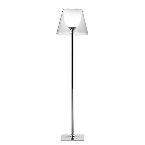 Flos Ktribe F2 - Lámpara de pie con regulador de intensidad, transparente