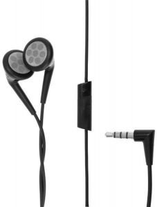 BlackBerry ACC-44306-003 - Stereo Headset - 3.5mm Anschluss - Schwarz (HDW-44306-003) - Blackberry Curve Headset