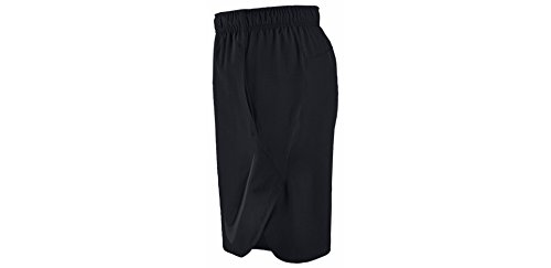 Nike Herren Hyperspeed Woven 8 Shorts Negro (Black/Black)