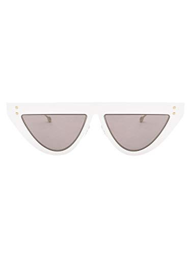 Fendi Luxury Fashion Damen FF0371S53VK6UE Weiss Sonnenbrille | Herbst Winter 19