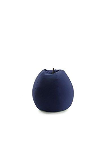 Sitting Bull - Sitzsack - Sitzkissen - Pflaume - blau Ø 80 - Höhe 65 cm