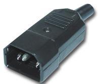 Price comparison product image Male Power Plug Europe