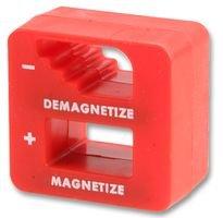 Duratool Magnetisierer/Entmagnetisierer, rot