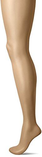 Wolford Damen Nude 8 Strumpfhose, 7 DEN, Braun (Caramel 4004), Large
