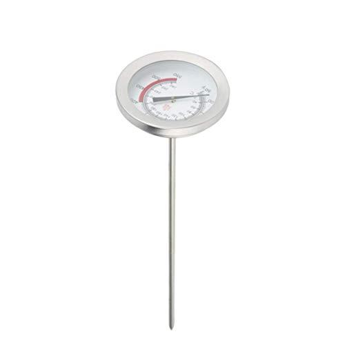 BESTONZON Öl Braten-Thermometer Milch Kaffee Thermometer Zifferblatt Lebensmittel Thermometer -