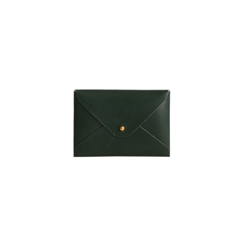 paperthinks-39-x-28-inches-shiny-deep-olive-recycled-leather-mini-folder-pt01936