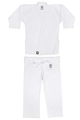 Ikken karategi kimono karate | tutte le taglie (14oz - cotone premium, 185cm)