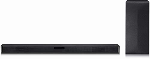 300 Subwoofer (LG SL4Y DTS Virtual:X, 2.1 Soundbar (300W mit drahtlosem Subwoofer) schwarz)