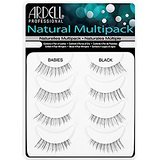 Ardell Natural Style Babies Multipack Eye Lashes, Black by Ardell