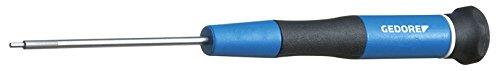 GEDORE 164 IN 1,5 Elektronik-Schraubendreher, Innen-6-kant 1,5 mm, 5 mm