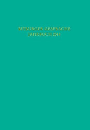 bitburger-gesprache-jahrbuch-2014-57-bitburger-gesprache-zum-thema-energiewende-brauchen-wir-eine-ne