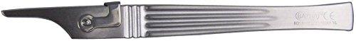 Bayha N° 1 Skalpellgriff 130mm Edelstahl