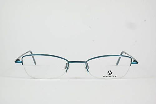 Eschenbach Humphreys 2462 30 48[]19 135 Grün halbrand Brillengestell Brille NEU