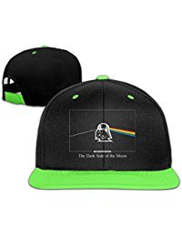 Little Boys' Baseball Pink Floyd Dark Side Of The Moon 1973 Graphic Adjustable Strapback Hat