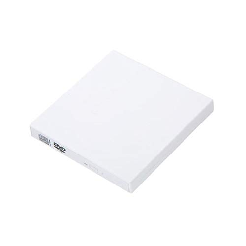 plzlm USB 2.0 Externe CD/DVD-ROM-Player Optisches Laufwerk DVD RW Brenner Reader Writer Laptops PC Windows 7/8/10