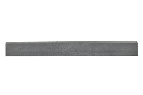 Preisvergleich Produktbild 1 Anfahrschutz Garage 1750x200x30 Basaltgrau