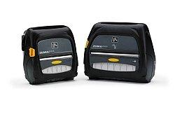 Dpi Etikettendrucker (Zebra ZQ500 Series ZQ520 - Etikettendrucker - Thermopapier - Rolle (11,3 cm) - 203 DPI - bis zu 127 mm/Sek.)