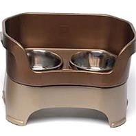 Artikelbild: Neater Feeder 100-2 Dog Bowl Color: Bronze, Size: Large by Neater Feeder