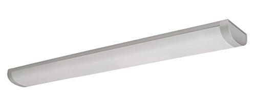 Starlicht T5 Unterbauleuchte OPAL ECO 2x28W (2x150W Licht) TITAN 120cm 4000K 2x2470lm (Opal Leuchtstofflampe)