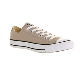 Converse As Ox Can Nvy, Sneaker Unisex – Adulto Grigio (Washed Grey Canvas Exclusive)