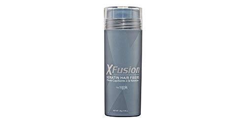 Topper XFUSION Hair Building Fibre Cheratina CASTANO RAMATO Haarwurzel, 25 g