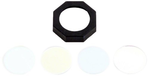 LED Lenser Roll Protection + Filter für P7, T7, M7, B7, M7R, MT7, H14, H14R, M8, L7E 0313-F