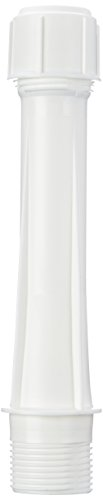 Preisvergleich Produktbild Delschen Standrohr weiss Kunststoff Sb35109