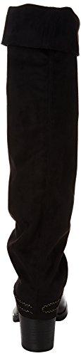 Now 2170 C Damen Stiefel & Stiefeletten Schwarz - Noir (Havana Nero Daino) ms9Fn