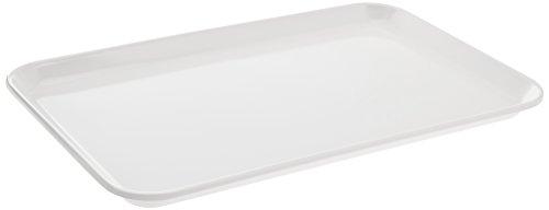neoLab 2-3841 Instrumententablett aus Melamin, 30 x 19 x 2 cm