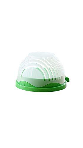 Saladier Coupe Fruits Et Légumes Ouvert Bol Salade Artefact Santé Environnementale PP Fruits Et Légumes(Green)