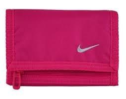 Nike Erwachsene Basic Wallet Geldbeutel, pinkfoil/White, One Size (Nike Rucksack Damen Pink)