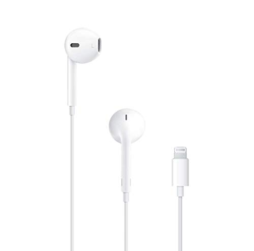 Auricolari Apple EarPods con connettore Lightning