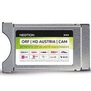 ORF | HD Austria | CAM TV Modul mit integriertem SAT-Karte Chip für ORF und HD Austria (keine Karte mehr notwendig)