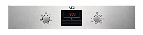 AEG BES33101Z - Horno (Medio, Horno eléctrico, 72 L, 2750 W, 72...