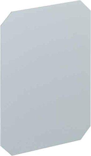 Spelsberg, 3855602, Piastra di montaggio ISO 300 x 300 x 6 mm, con kit di (Ge Elettrico Piastra)